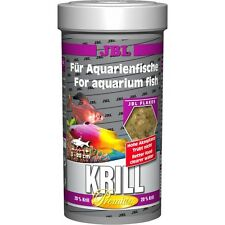 JBL Premium Krill Flakes 250ml Protein Rich Fish Flake Food