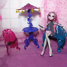 2017 New Arrival Fashion Set Furniture for Monster high Doll