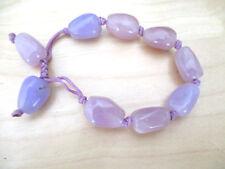Handmade Amethyst Stone Fashion Bracelets