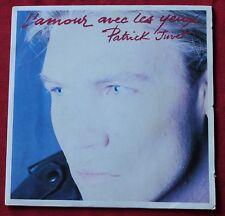 Patrick Juvet, l'amour avec les yeux / it's gotta change, SP - 45 tours
