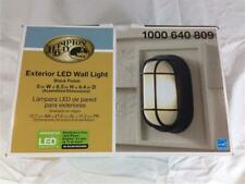 NEW Hampton Bay Exterior Wall Porch Patio Light Black Finish 1000 640 809