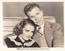 DICK POWELL RUBY KEELER Original Vintage 1933 DAMES Warner Bros. Portrait Photo