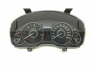 SUBARU OUTBACK KM/H Diesel Tacho Instrument Cluster Speedometer Speedo 85003AJ50