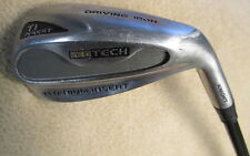 Knight TI-Tech Titanium Insert Driving Iron Firm Flex Graphite Shaft Golf Club