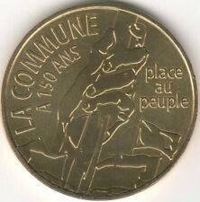 Monnaie de Paris - 150 ANS DE LA COMMUNE DE PARIS - PLACE AU PEUPLE 2021