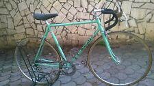 Bici corsa vintage Bianchi sprint  - decal nere-
