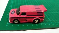 VINTAGE 1987 MATCHBOX 1:64 TURBO 2 FORD SUPERVAN II USA Edition MB 166  Car Toy