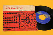 "THE GELLER SOUND 7"" CUTAWAY COLLAR 1°ST ORIG ITALY 1965 EX TOP RARE"
