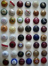 Collection LOT de 48 capsules Champagne différentes