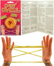 CHILDREN'S CATS CRADLE STRING GAME AKA FUMBLE FINGERS STOCKING FILLER PARTY BAG