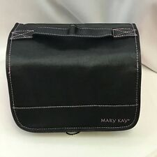 Mary Kay Womens Roll Up Cosmetic Kit Travel Bag Hanging Removable Pouches