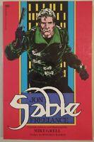 Jon Sable: Freelance TPB (contains 1-6) 1st print, 1987 First Comics