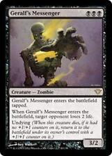 GERALF'S MESSENGER Dark Ascension MTG Black Creature—Zombie RARE
