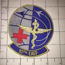10th EAEF Patch -Ramstein Air Base, Germany - Aeromedical Evacutation