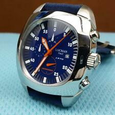 Orologio LOCMAN 1970 CRONOGRAFO SIZE XXL 47mm . watch armbanduhr montre reloj