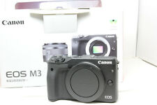 Canon EOS M3 Body System  24,2MP Digital Camera  Free UK Shipping