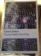 Candi Staton young hearts run free cassette single
