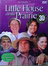 LITTLE HOUSE ON THE PRAIRIE - MICHAEL LANDON - (6) DVD BOX SET - STILL SEALED