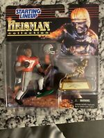 1997 Eddie George Heisman Collection Starting Lineup Figure Ohio State Buckeyes