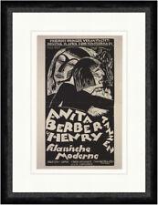 Anita Berber Henry Klassische Moderne Tanzen Curt Wild Faks_Plakatwelt 1215