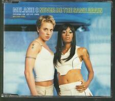 MELANIE C Never Be The Same Again 4 TRACK HOLLAND CD SINGLE SPICE GIRLS