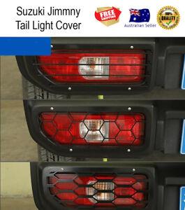 MOPAI Metal Tail Light Cover Guard for Suzuki Jimny JB74 2019-2021 Accessories