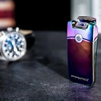 Fashion Plasma USB Electric Rechargeable Arc Laser Cigarette Lighter New in Box
