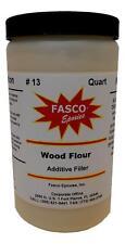 Wood Flour Filler Quart