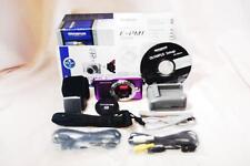 """""""NEAR MINT """" OLYMPUS PEN Mini E-PM1 Camera Body KIT [BOXED] W/Flash,Charger,etc."""