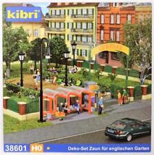 Kibri 38601 ( 8601 ) H0 - Zaun für englischen Garten NEU & OvP