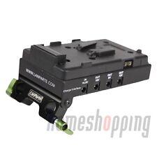 Lanparte VBP-01 Rig V-Lock Battery Power Distributor Pinch Charger & HDMI Split