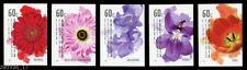 2011 Floral Festivals Australia- Set of 5 Booklet Stamps MUH