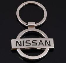 AUTO Car Logos Titanium Keyring Keychain Key Chain Ring Metal Keyring For Nissan