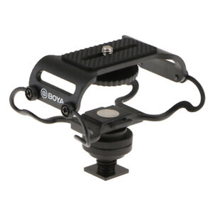Universal Microphone And Portable Recorder Shock Mount Fit H4n H5 H6 H1
