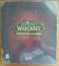 World of Warcraft: Mists of Pandaria -- Collector's Edition (2012) BRAND NEW!
