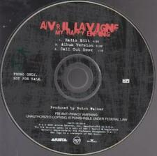 Avril Lavigne: My Happy Ending Promo Music Cd alternative pop rock Rare 62122-2