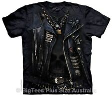 New Funnel Web Biker Cosplay Plus Size T-Shirt - USA Size 5XL (Fits AUST 8XL)