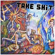 """TAKE SHIT Klischeebedarf 10""""Vinyl (2012 SN-Rex) neu!"""