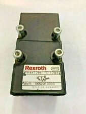 Rexroth 5652010000 Pneumatic Directional Valve V565-3/2NC-SR