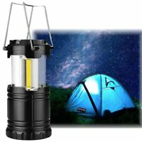 LED COB Campinglampe Campingleuchte Tragbar ,Camping-Laterne + Batterie