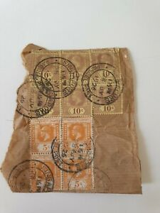 Straitssettlements Stamps  King  George