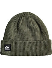 Quiksilver Local Beanie in Agave Green