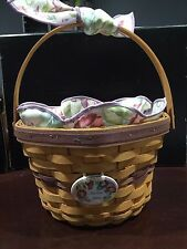 Longaberger 20th Century Celebration Morning Glory Basket