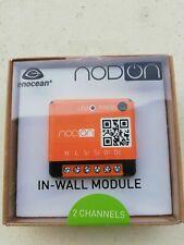Micromodule commutateur double EnOcean (Version Quickmove) - NodOn