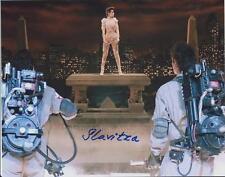 SLAVITZA JOVAN as Gozer - Ghostbusters GENUINE AUTOGRAPH UACC (R10467)