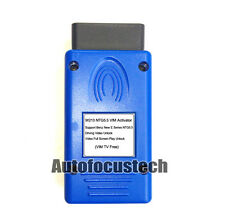 Mercedes Benz New E Series NTG5.5 VIM Video in Motion TV Free OBD Tool Activator
