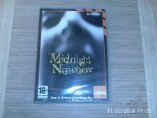 Midnight NOWHERE & solo en la oscuridad & Drácula el último santuario Nuevo y Sellado