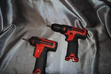 """Snap-On CDR761A 3/8"""" Drill/Driver CTS761 1/4"""" Srewdriver (Tools ONLY)"""