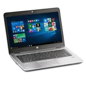 HP EliteBook 840 G3 Notebook i5 6300U 2.4GHz 8GB 256GB SSD FULL HD CAM Win 10