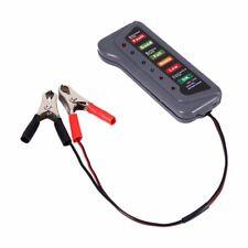 6Leds 12V Car Battery Load Tester Alternator Battery Tester Analyzer Tool